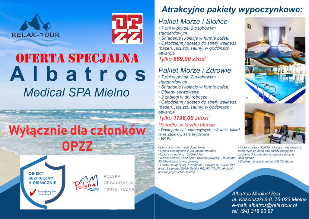 Oferta Albatros OPZZ